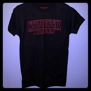 Stranger Things T-shirt sz. XS